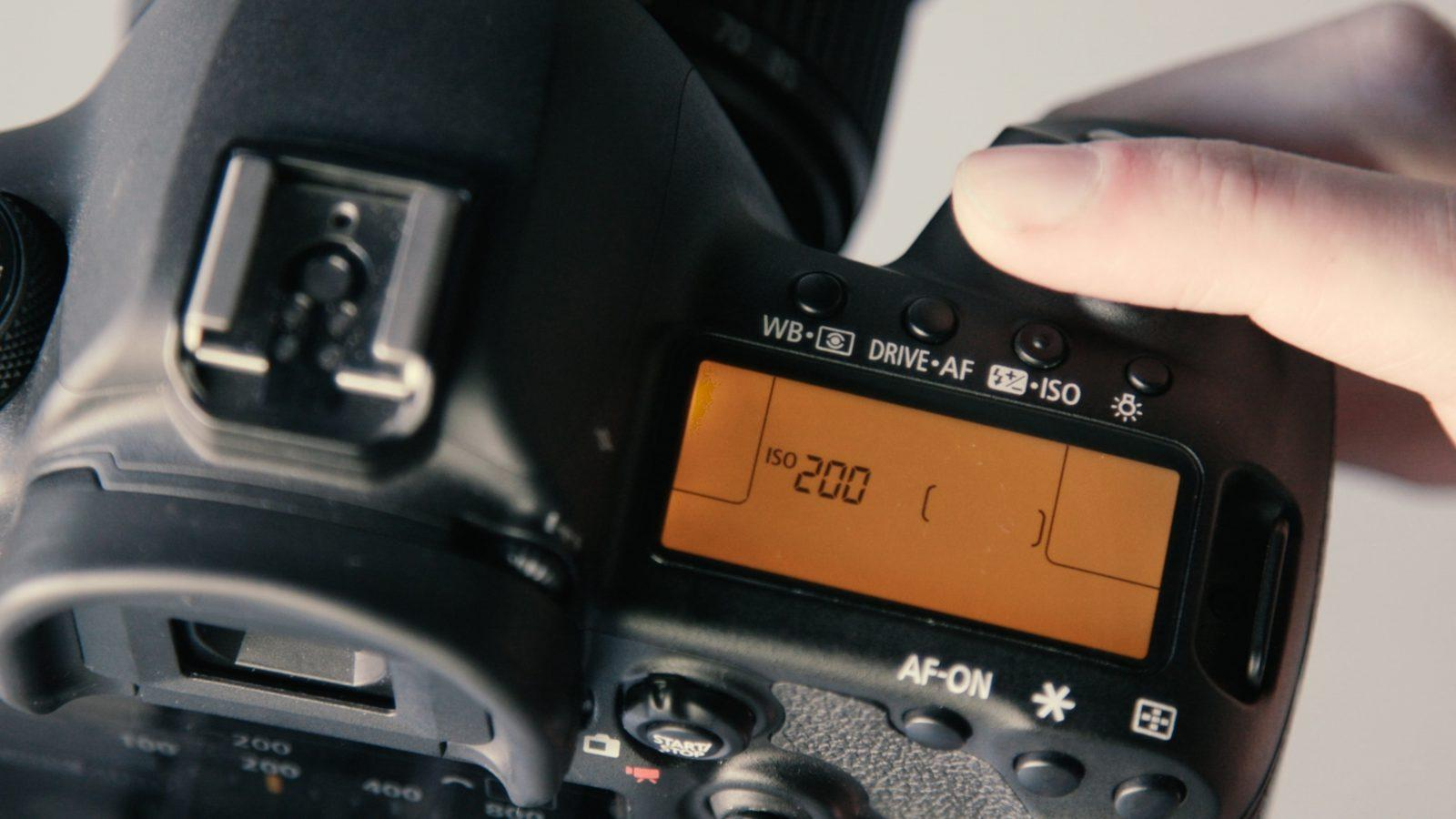 What is the ISO on a Camera? – What you really need to know!
