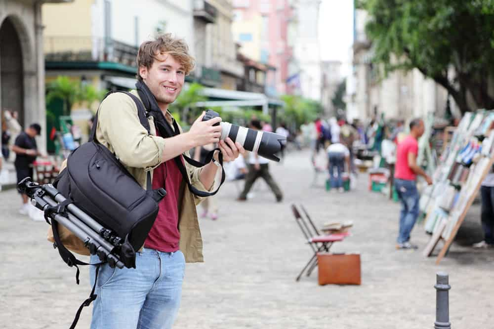 Best Camera Bag For Travel - dslrad