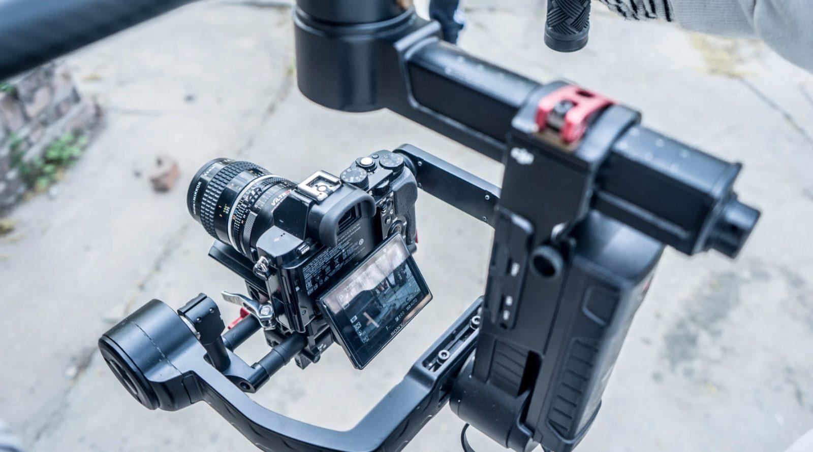 How do Camera Stabilizers work?