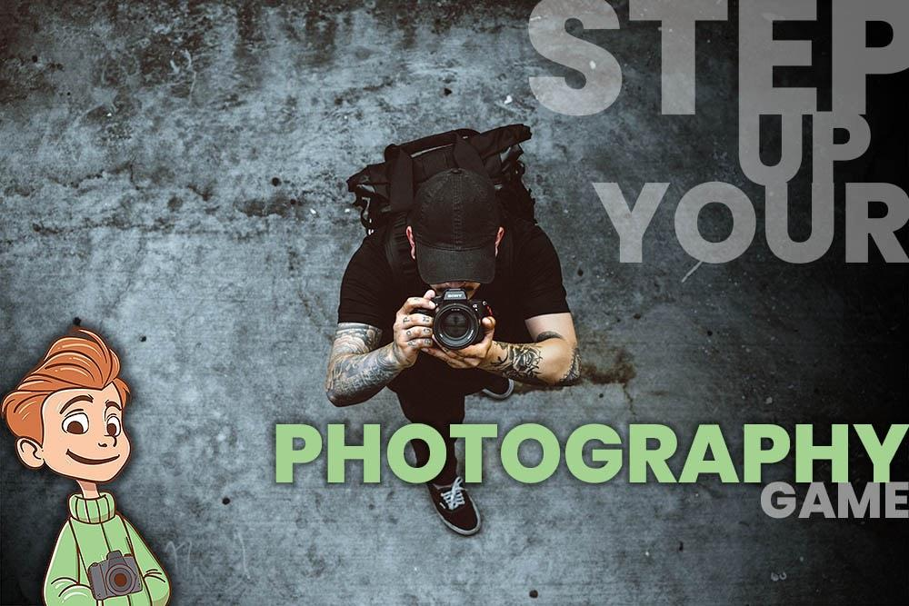 how to get strted in photography